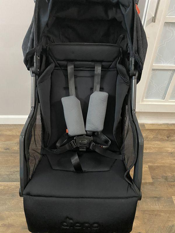 Diono Traverze Luggage-Style Stroller