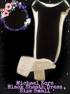 Michael Kors Black Sheath Dress size Small for Sale in Sanger, CA