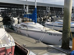 Sailboat Hunter 23 for sale for Sale in Woodway, WA