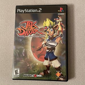 JAK AND DEXTER THE PRECURSOR LEGACY PLAYSTATION 2 PS2 for Sale in Gilbert, AZ