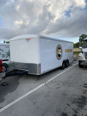 Pace American trailer for Sale in Delray Beach, FL