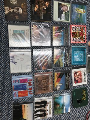 Cd's most are new for Sale in Hudson, FL