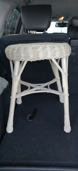 Boho chic stool for Sale in Hollywood, FL