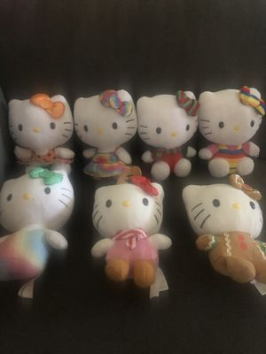 Hello kitty collection for Sale in Clovis, CA