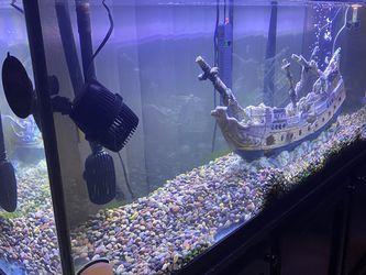 135 Fish Tank for Sale in Modesto,  CA