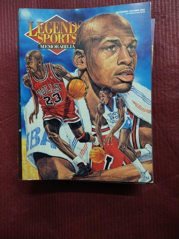 Legends Sports Magazines