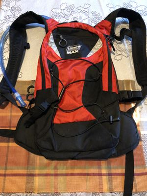 Coleman Max Elate 14L Water Backpack for Sale in Dallas, TX