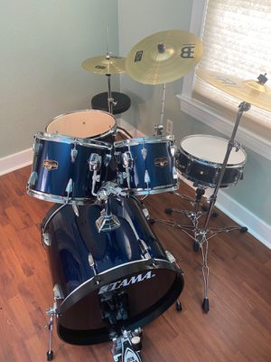 Complete Tama drum set for Sale in Clearwater, FL