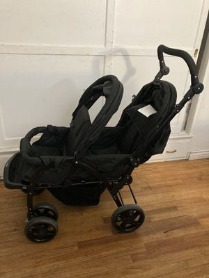 Like New Baby Joy Double Stroller for Sale in Los Angeles, CA