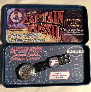 """Fossil Limited Edition """"Captain Fossil"""" Watch for Sale in Gilmer, TX"""