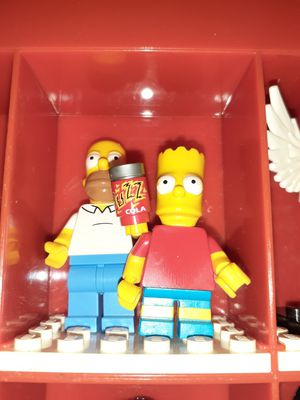 MEET THE SIMPSONS HOMER AND BART for Sale in San Diego, CA