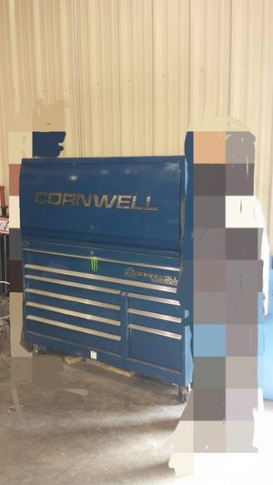 58 in Cornwell tool box for Sale in Nashville, TN