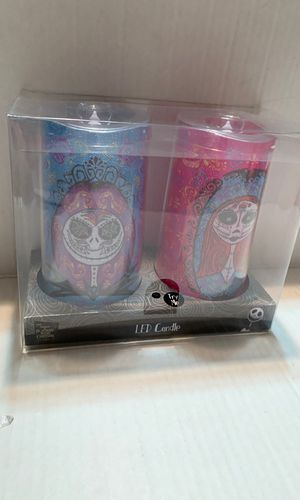 The Nightmare Before Christmas LED Candles $12 for Sale in Peabody, MA