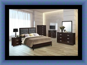 B120 11pc bedroom set with mattress for Sale in Chevy Chase, MD
