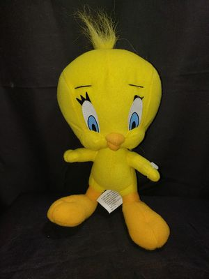 """Looney tune Plush tweety bird 8"""" for Sale in South Zanesville, OH"""