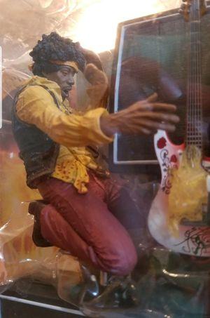 Jimi Hendrix Action Figure for Sale in Houston, TX