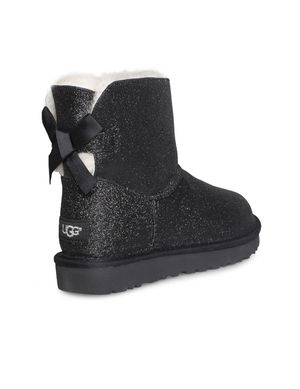 Brand New in Box UGG Mini Bailey Bow- Black/Size 8 for Sale in Yelm, WA