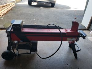 7 ton wood splitter electric. $ 175.00 for Sale in East Haven, CT