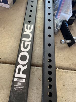 Rogue W-4 wall-mount Garage Rig with Landmine for Sale in Santa Maria, CA