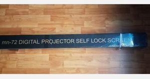 """Murano mn 72"""" digital self lock screen for Sale in Paramount, CA"""