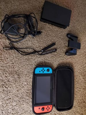 Switch. Negotiate!!! I have lots of games. Smash bros. Mario party...etc for Sale in Beaverton, OR