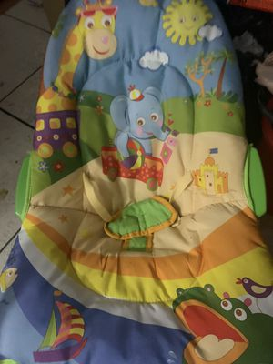 Vibrating baby swing for Sale in Irving, TX