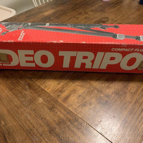 Video Tripod