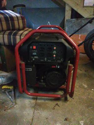 3250 watts generator for Sale in Dearborn, MI