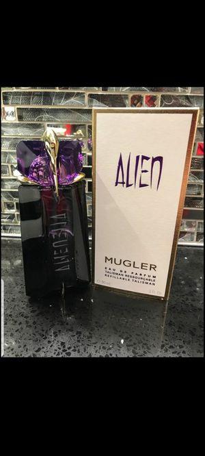 Alien by Mugler 3.0oz Eau de Parfum for Sale in Moreno Valley, CA