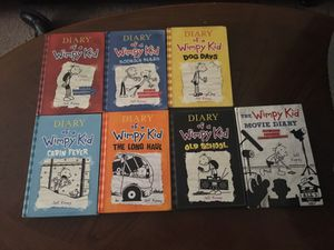 Diary of a Wimpy Kid books for Sale in Rockville, MD