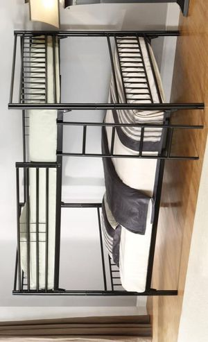 BEST Price 👑 Brand NEW Mimosa Black Metal Full/Full Bunk Bed   4496 for Sale in Jessup, MD