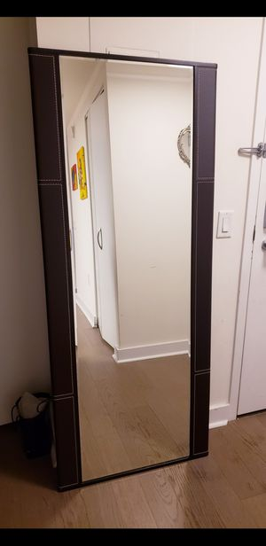 Tall stylish mirror for Sale in New York, NY