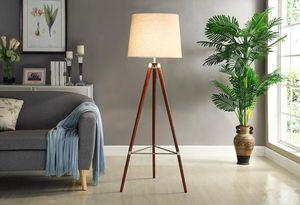 Kinsley Brown Floor Lamp for Sale in Houston, TX