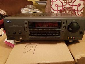 AV receiver RCA model # RV 3681 F for Sale in Fresno, CA