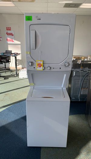 BRAND NEW!! ELECTRIC STACKED LAUNDRY CENTER NQGTO for Sale in Downey, CA