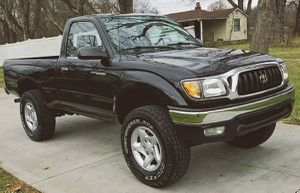 Great FOR OFF Road! Toyota TACOMA 2001 for Sale in Balch Springs, TX