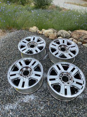 """Ford F150 wheels 18"""" for Sale in Chelan, WA"""