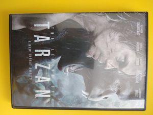Tarzan 2016 Bonus DVD for Sale in Miami, FL