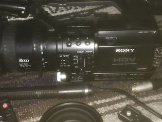 Sony HDV Camcorder for Sale in Newport News,  VA