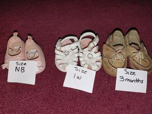 Girl shoes for Sale in Dallas, TX