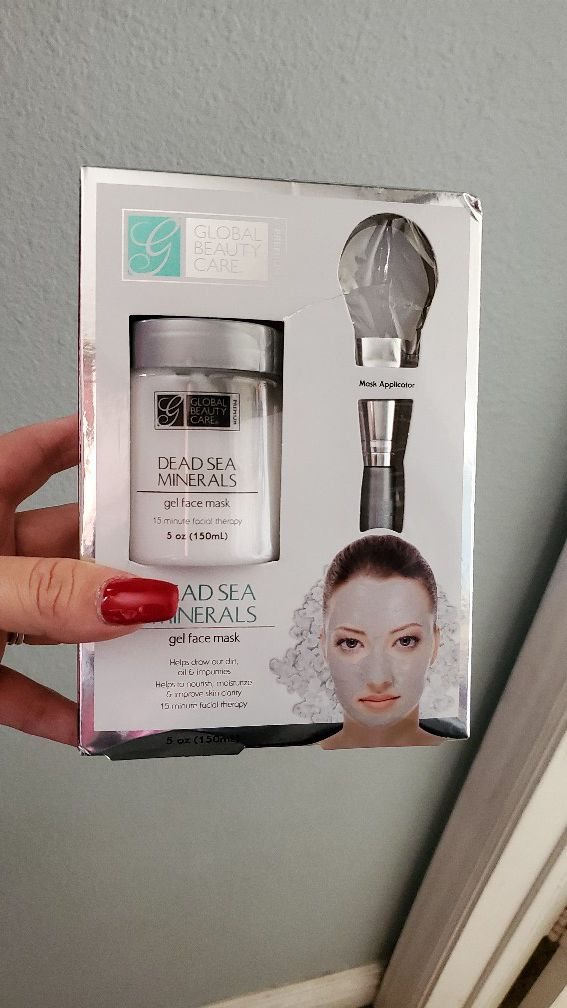 Mineral Face Mask