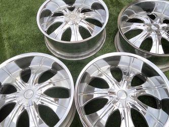 24 Inch Wheels 1996 1997 1998 1999 2000 2001 2002 2003 for Sale in San Bernardino,  CA
