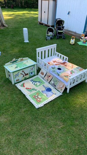 Toddlers bedroom set for Sale in Vancouver, WA