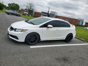 Honda civic SI 2015 titulo salvaje for Sale in Landover, MD