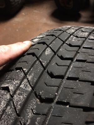 205/75/14 single trailer tire for Sale in New Port Richey, FL