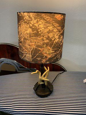 Lamp/deer hunter's choice for Sale in Fontana, CA