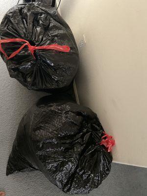 2 bags mens dress shirt Free for Sale in Manteca, CA
