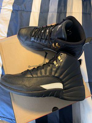Jordan master 12s size 11.5 for Sale in Falls Church, VA