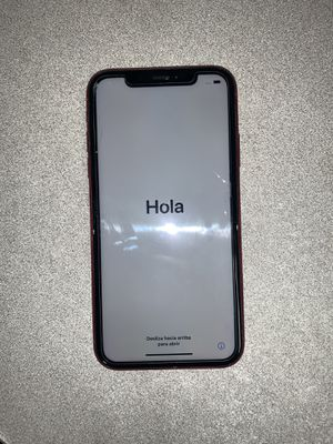 (Parts only) *ICLOUD ON* IPHONE XR UNLOCKED 128GB for Sale in Baltimore, MD
