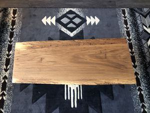 Live edge coffee table/end table/ bench for Sale in Raleigh, NC